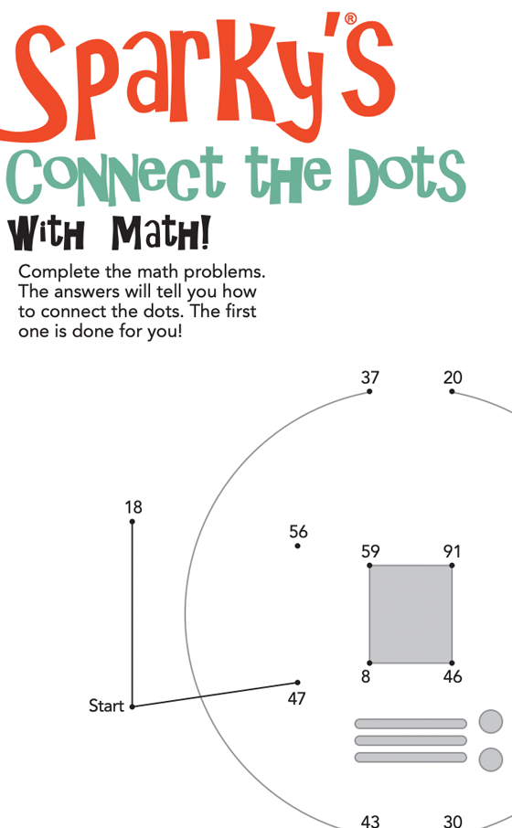 Connect the Dots (Easy)