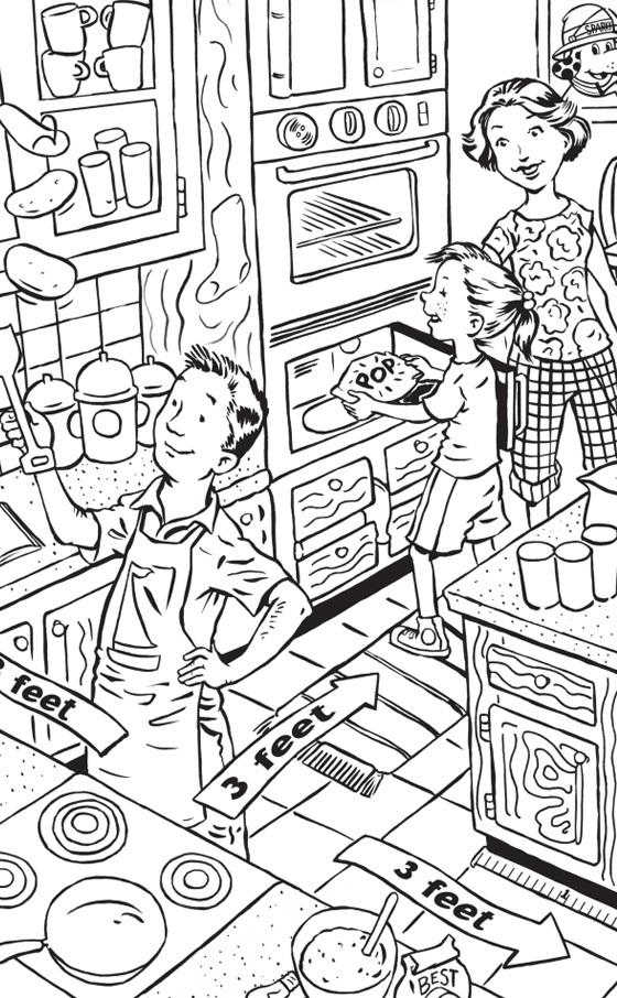 Hidden Kitchen Picture Puzzle