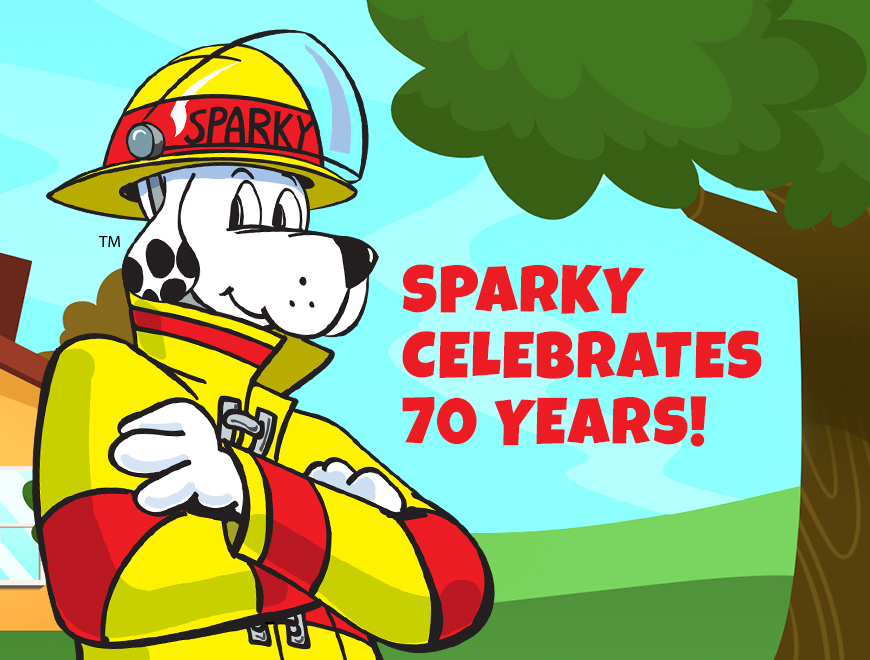 Meet Sparky